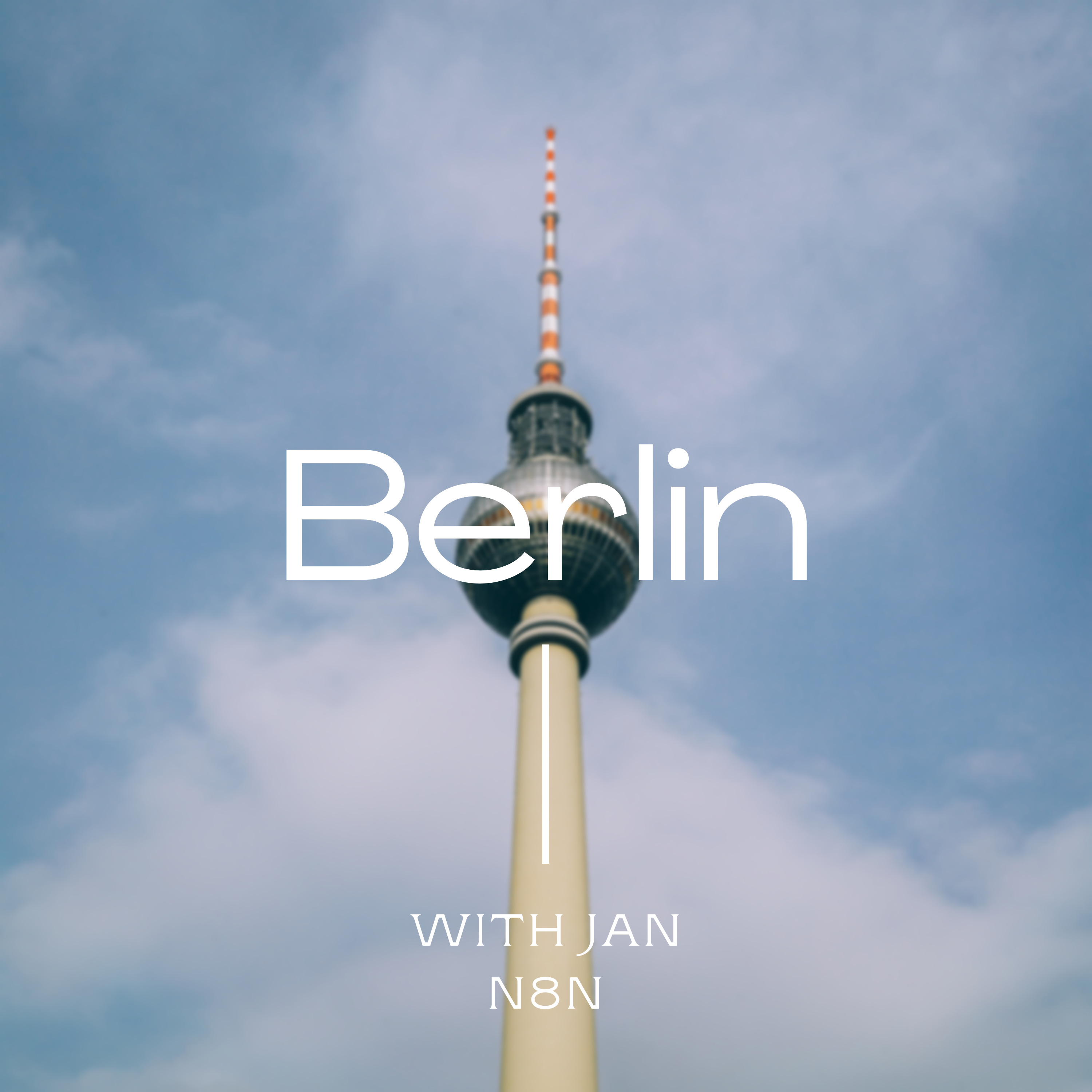 #5: In Berlin, Jan tells me the story of the automation tool n8n that he created