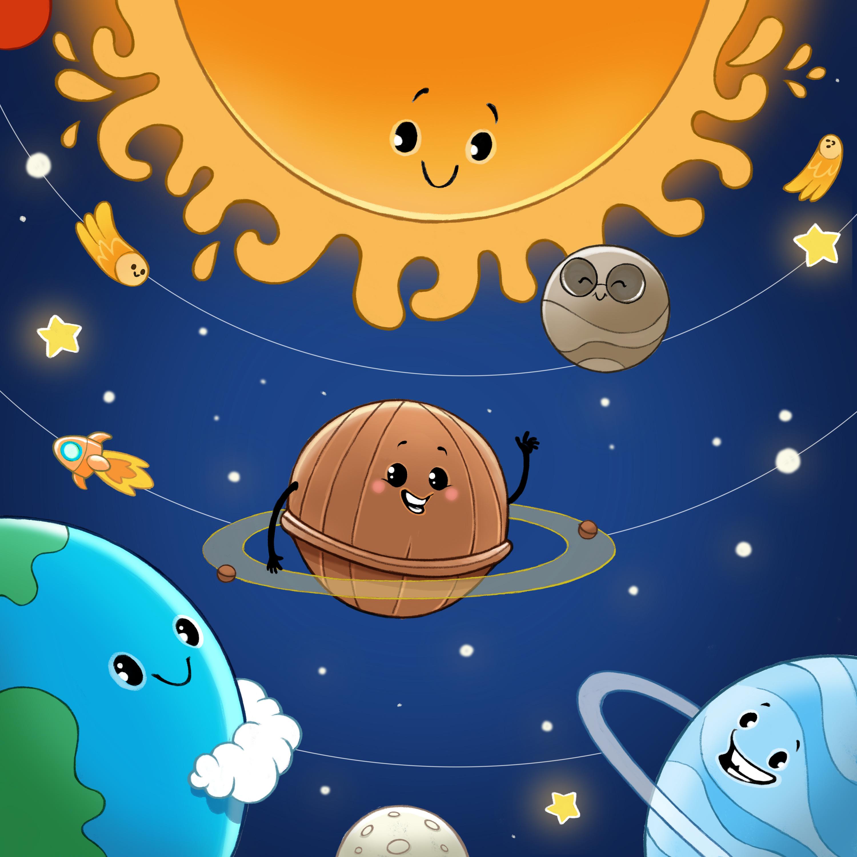 قصههای سیاره گردو | قسمت ۱