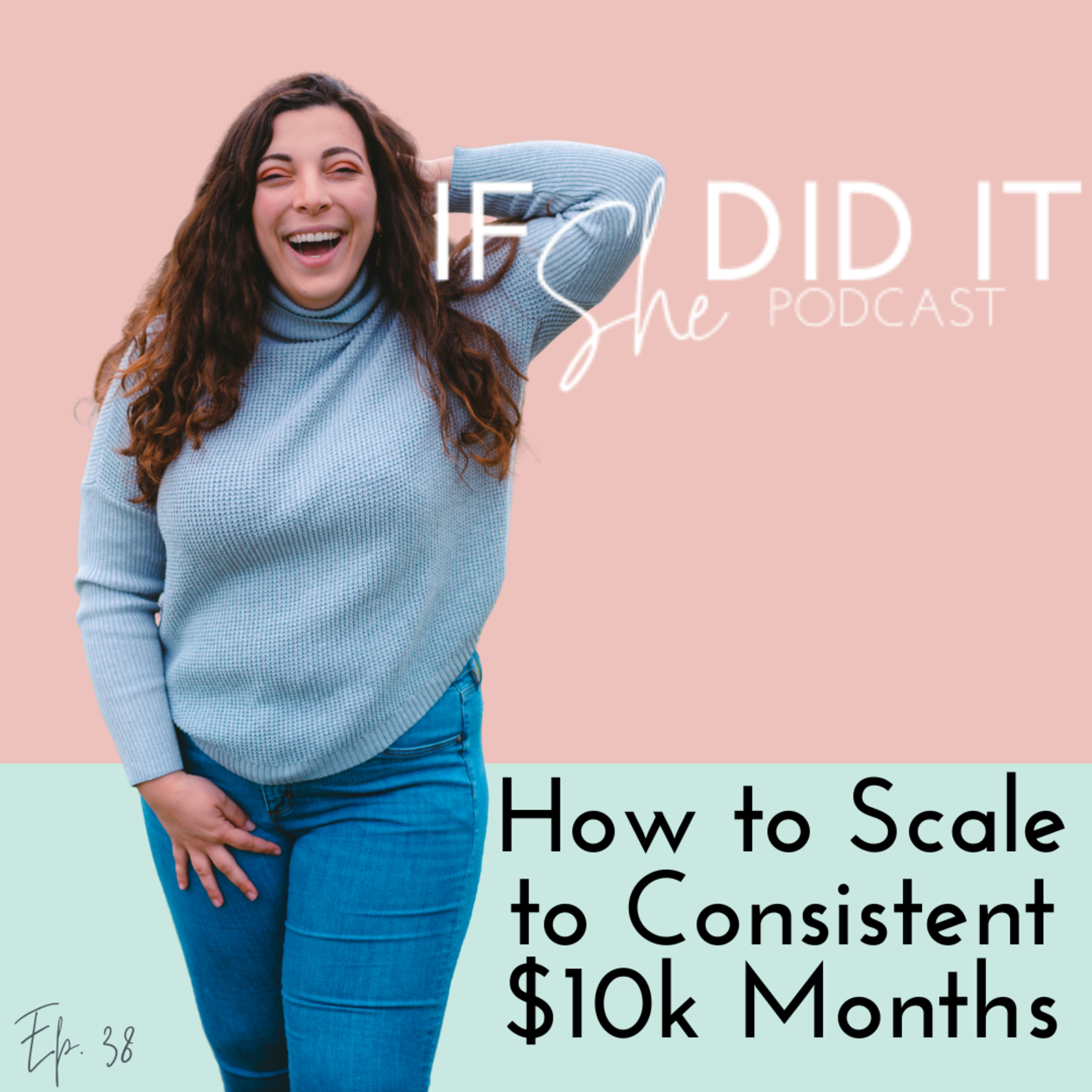 How to Scale to Consistent $10k Months