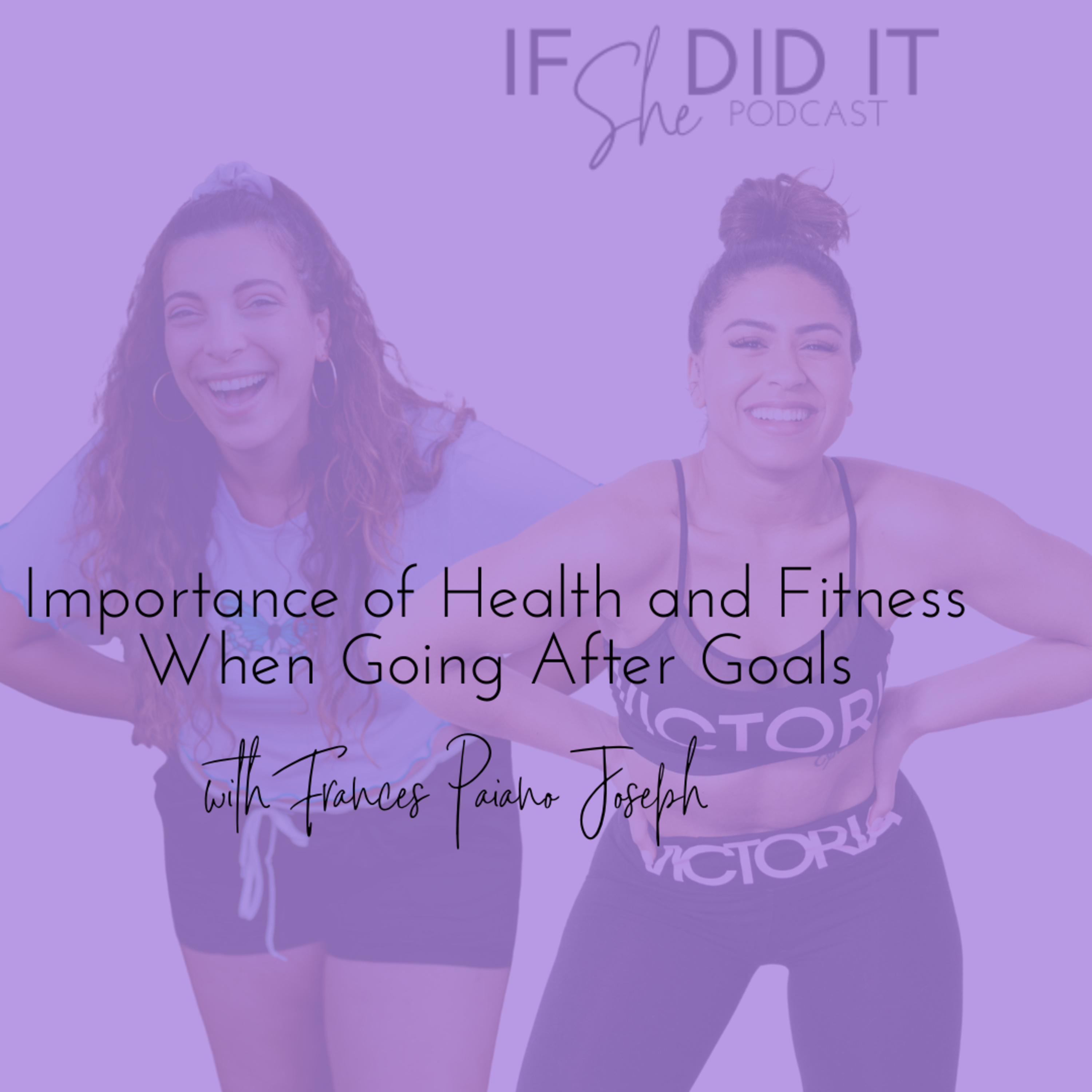 Importance of Health and Fitness When Going After Goals