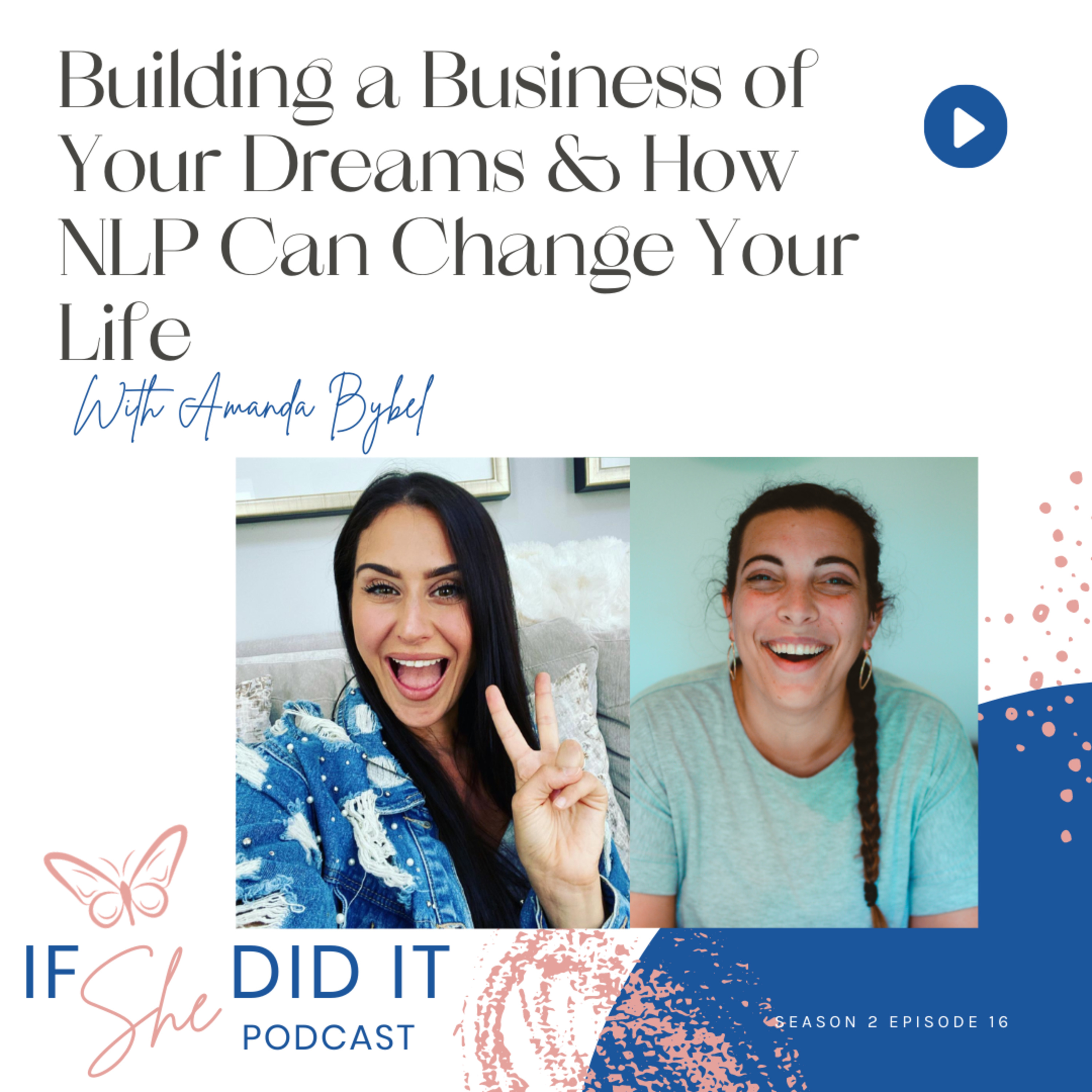 Building a Business of Your Dreams & How NLP Can Change Your Life