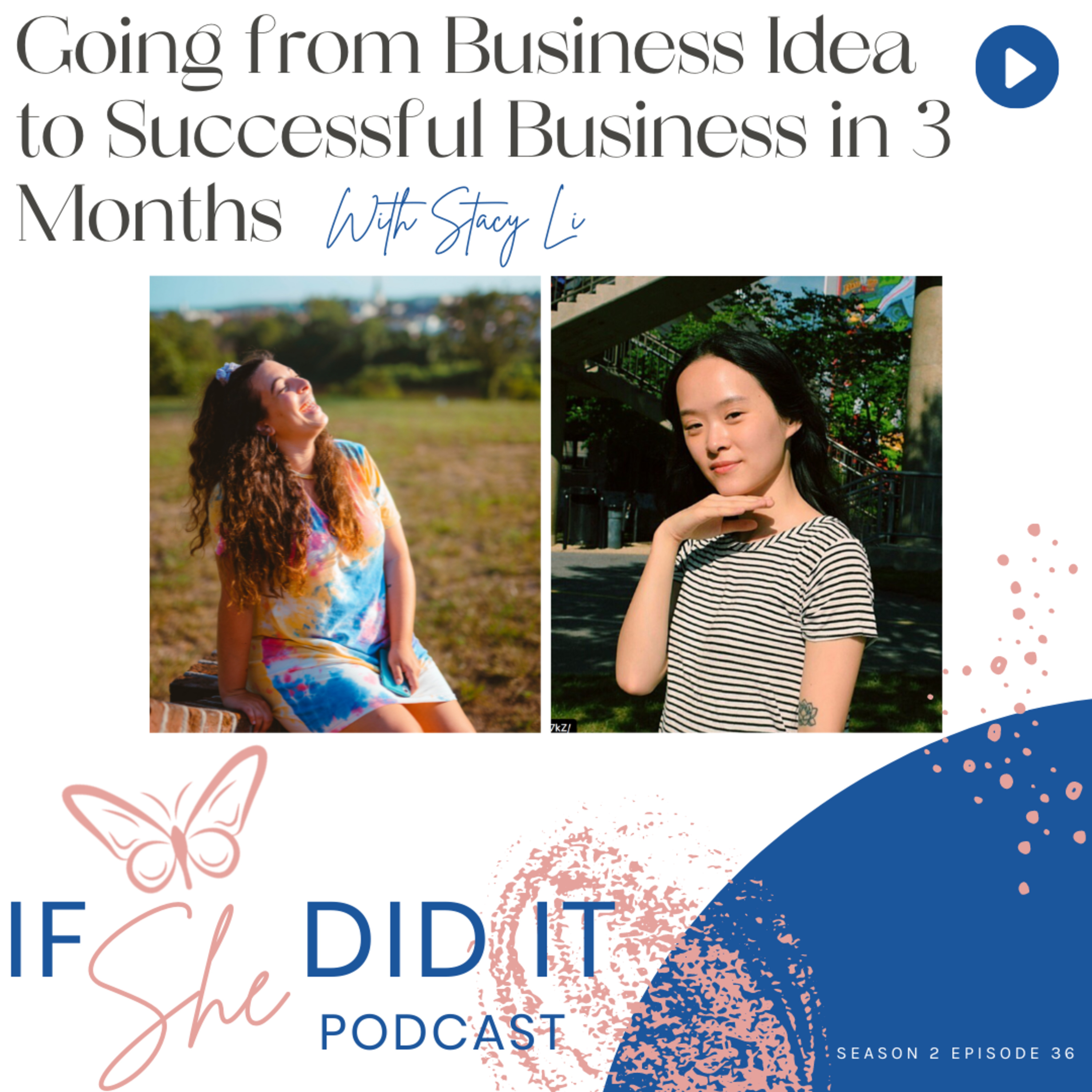 Going from Business Idea to Successful Business in 3 Months