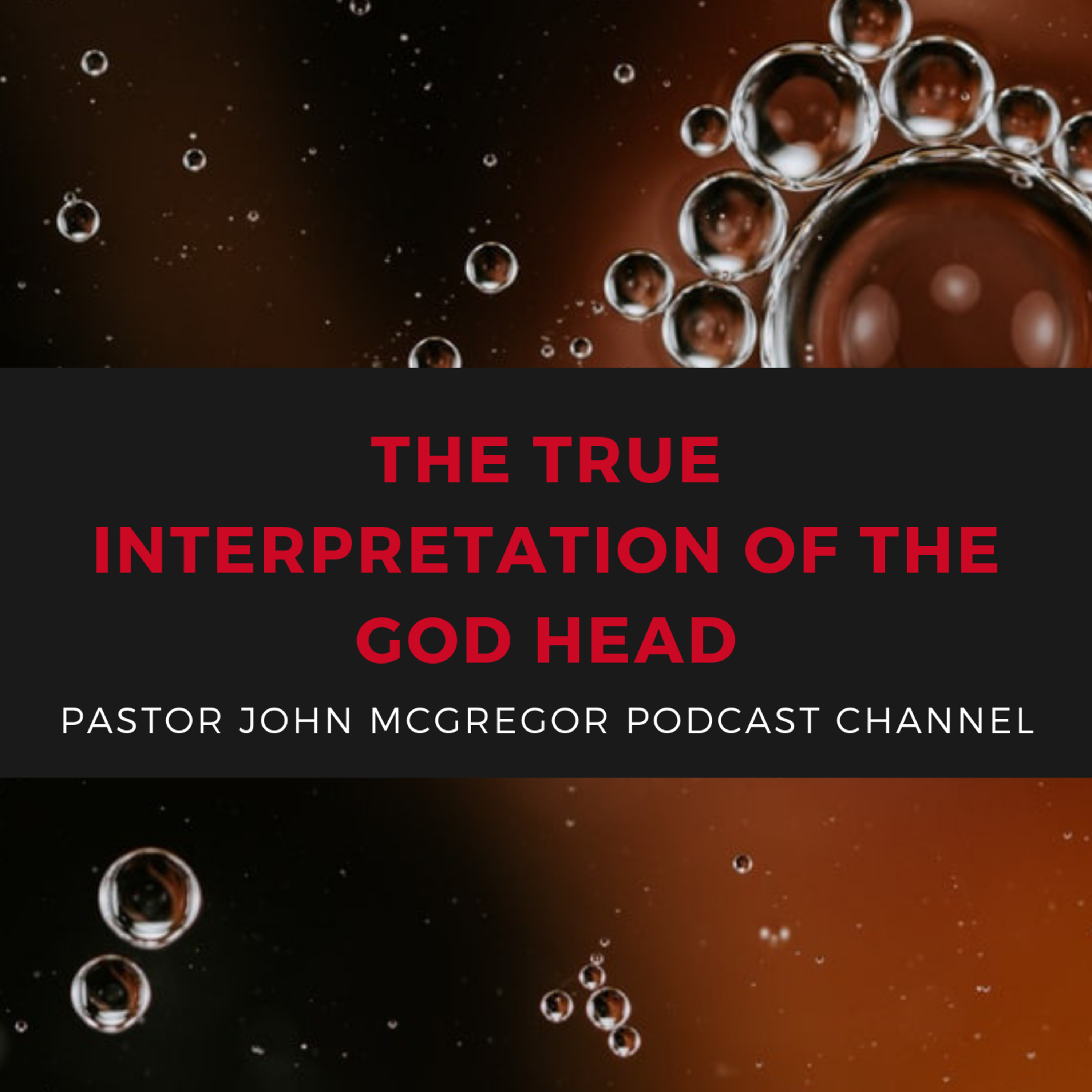 Pastor John McGregor Podcast Channel | Listen Free on Castbox