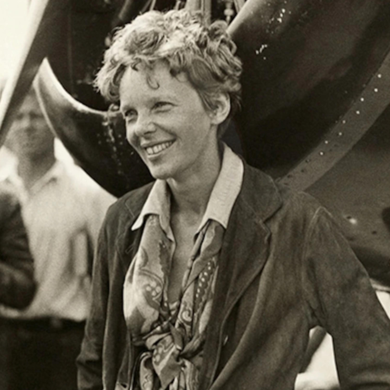 Missing Amelia Earhart