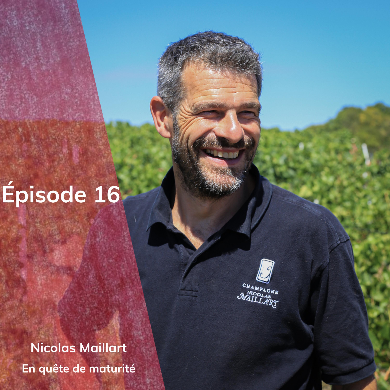 Episode 16 : Nicolas Maillart, en quête de maturité
