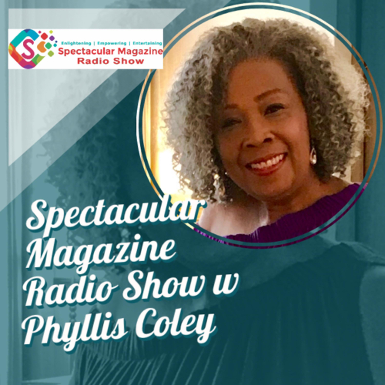 Spectacular Magazine Radio Show w Sgt Renae Lockhart