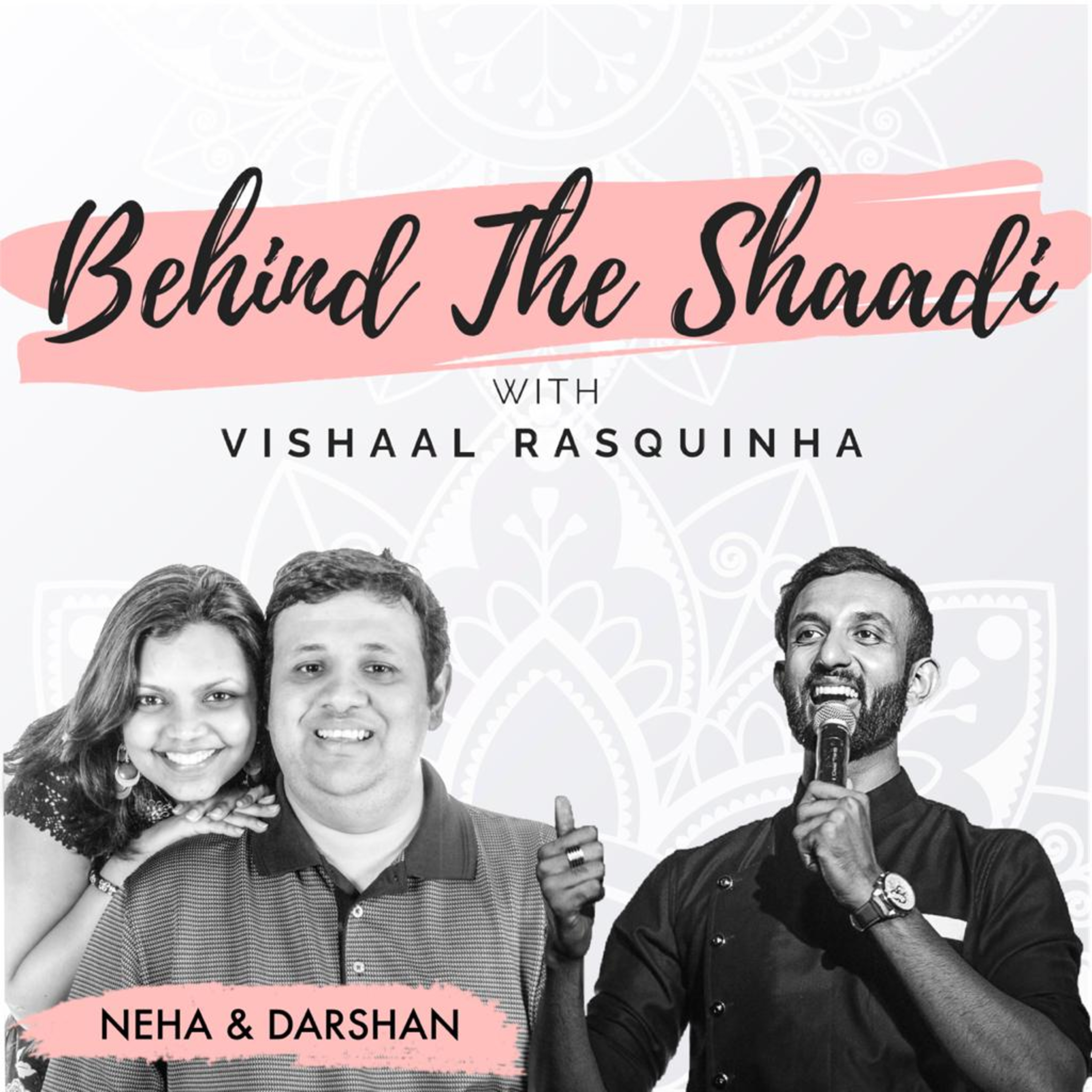 Neha and Darshan Shroff: The wedding planning pros