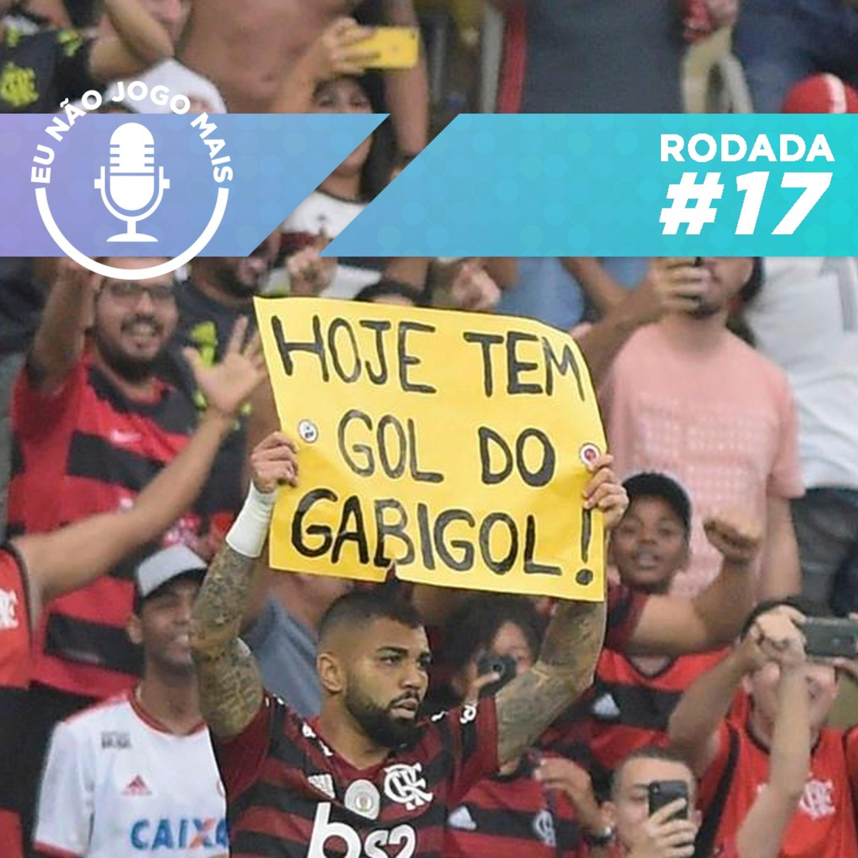 Eu não jogo mais #006 - Gol do Gabigol o Felipão não aguentou!