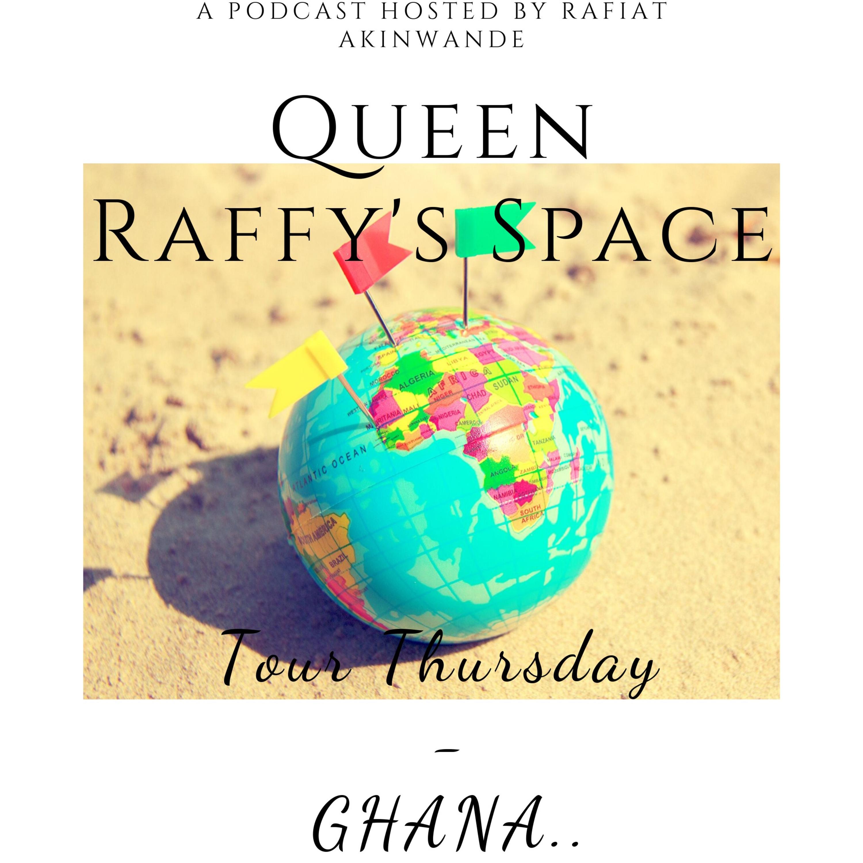 Queen Raffy's Space on Jamit