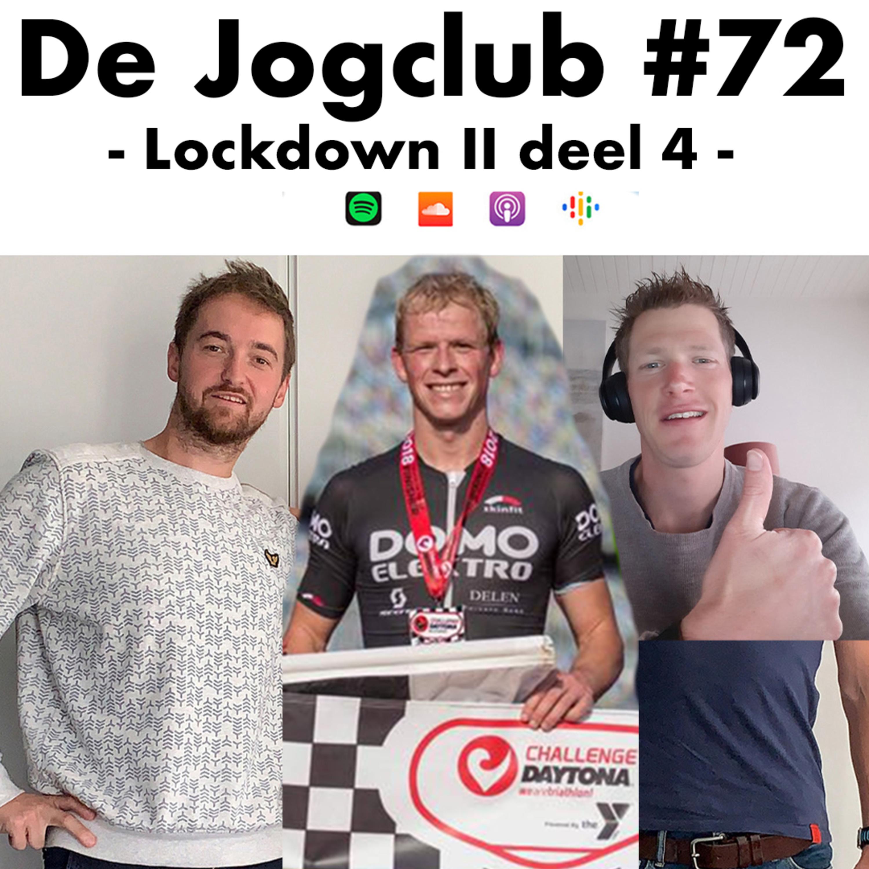 De Jogclub #72 - Lockdown II: Bellen met Amerika