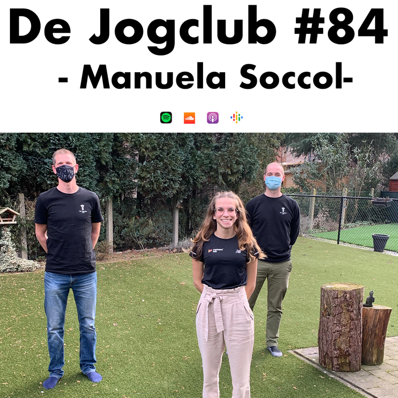 De Jogclub #84 - Manuela Soccol