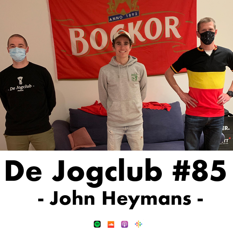 De Jogclub #85 - John Heymans