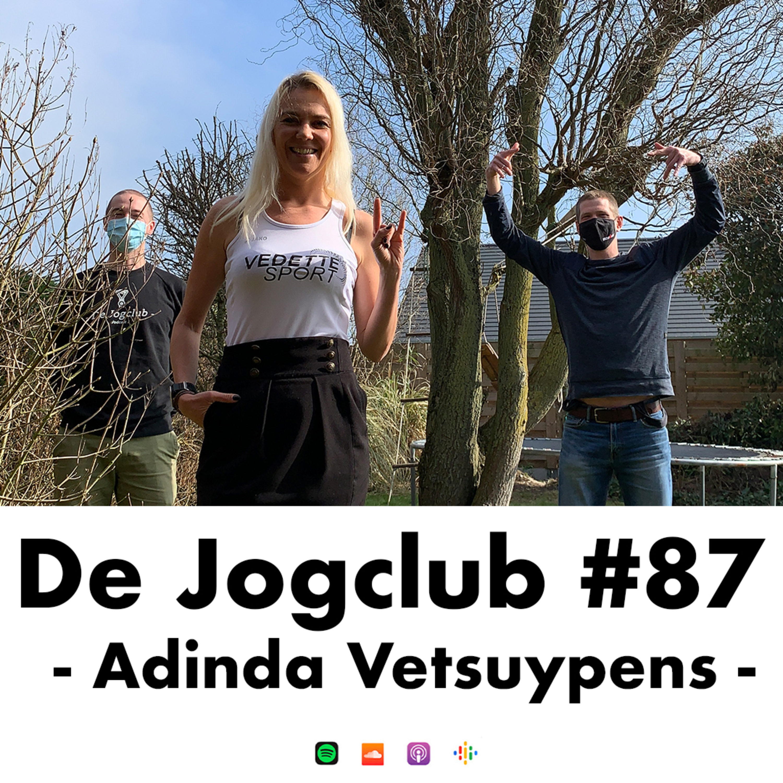 De Jogclub #87 - Adinda Vetsuypens
