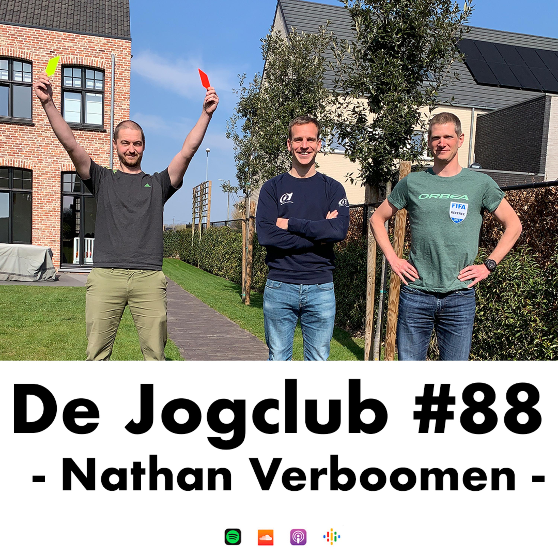De Jogclub #88 - Nathan Verboomen