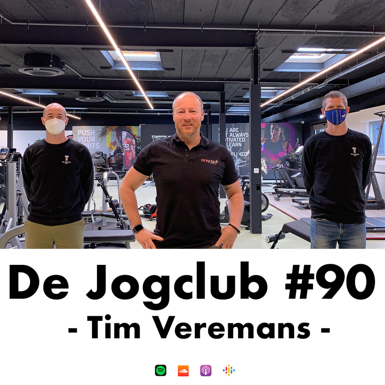 De Jogclub #90 - RAAM met Tim Veremans