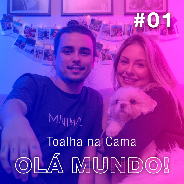#01 - Olá Mundo!   Jeff e Ana