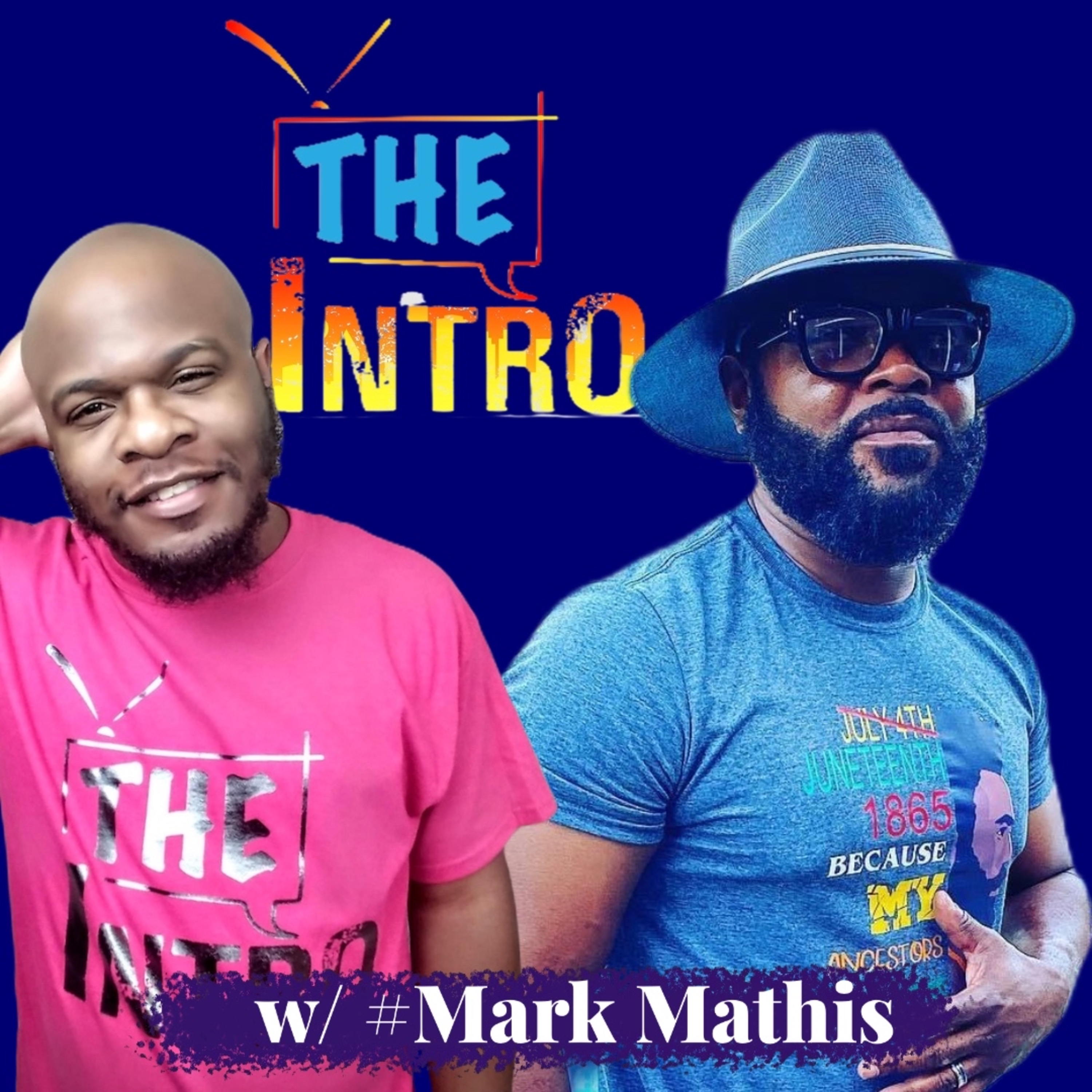 Show 13: 50 has mastered it! Conversation with recording artist Mark Mathis.