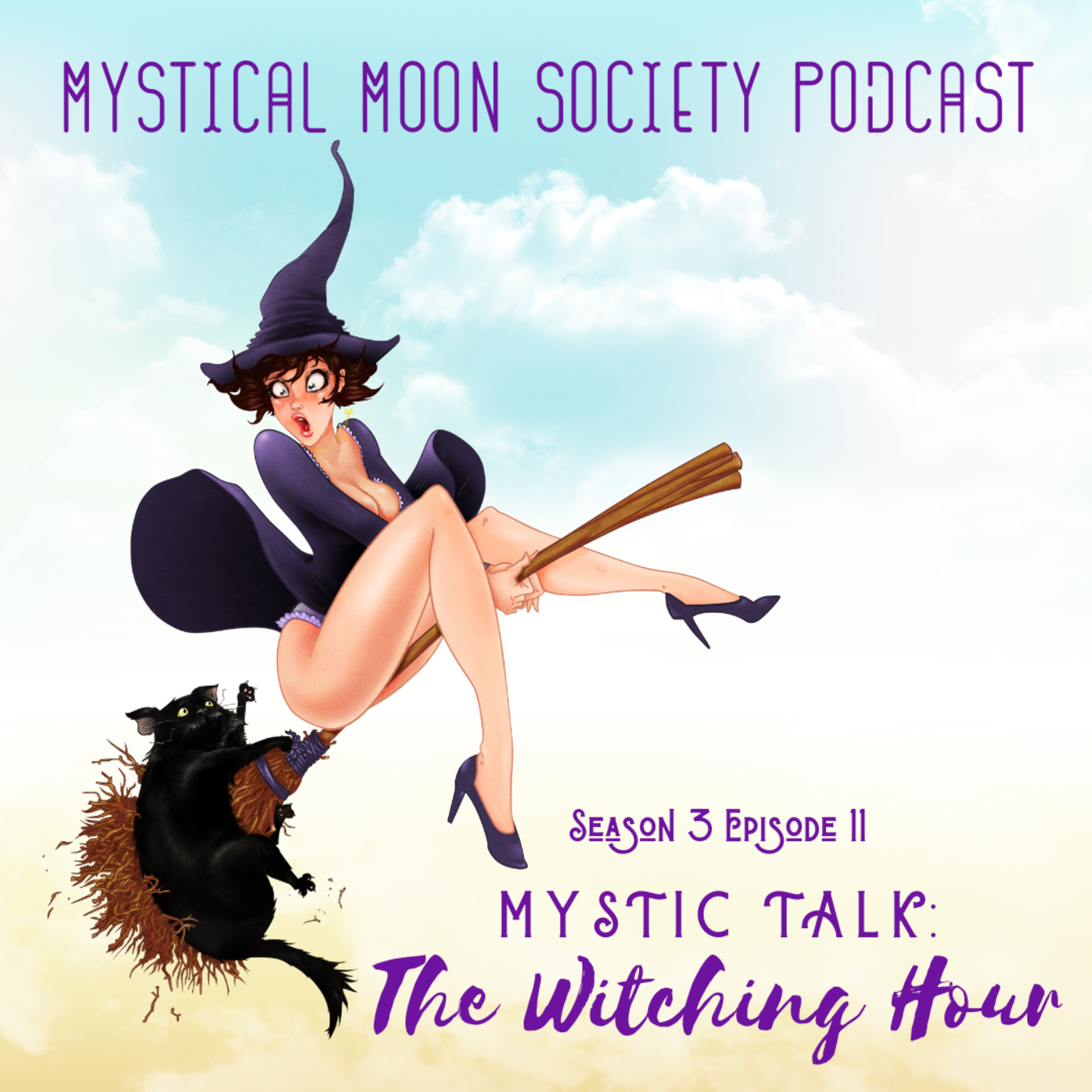 Mystic Talk: The Witching Hour