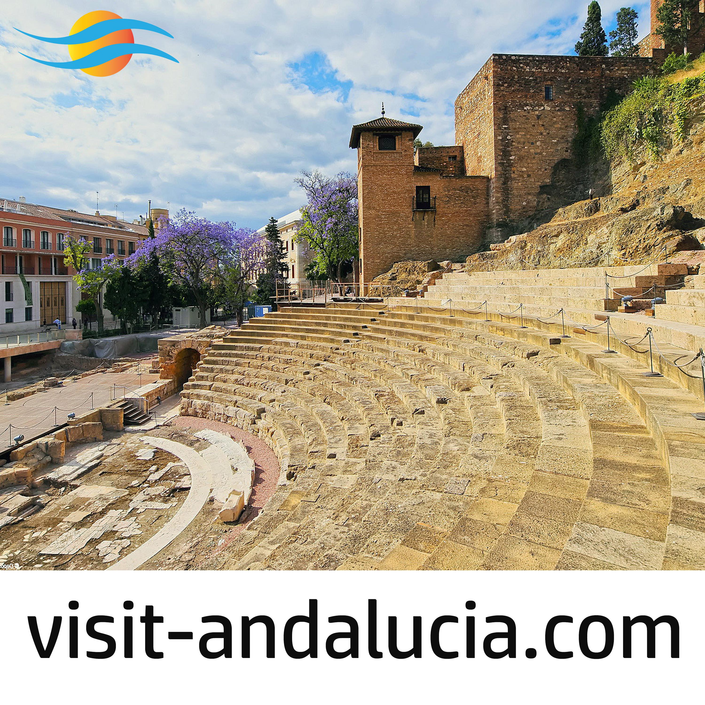 The Roman Theatre at Malaga