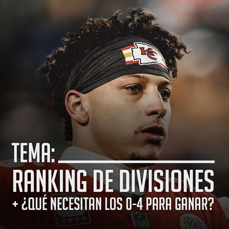 Ep. 06 Ranking de divisiones y regalo para Fans Destacados
