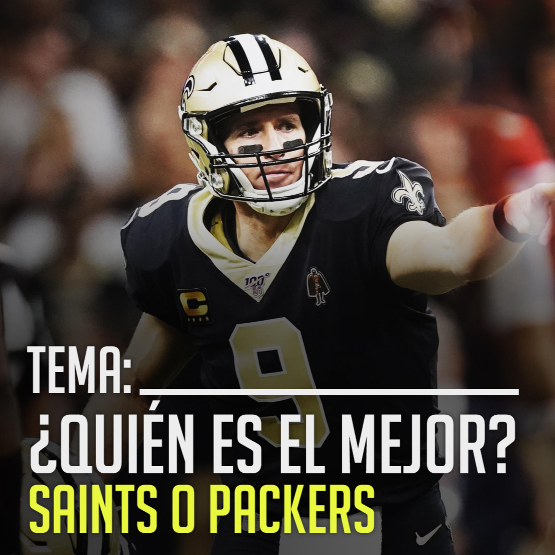 Ep. 10 Semana 8 de NFL | Yarda a Yarda