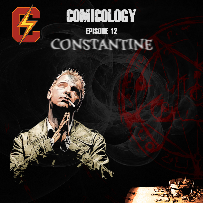E12 - Constantine   کنستانتین