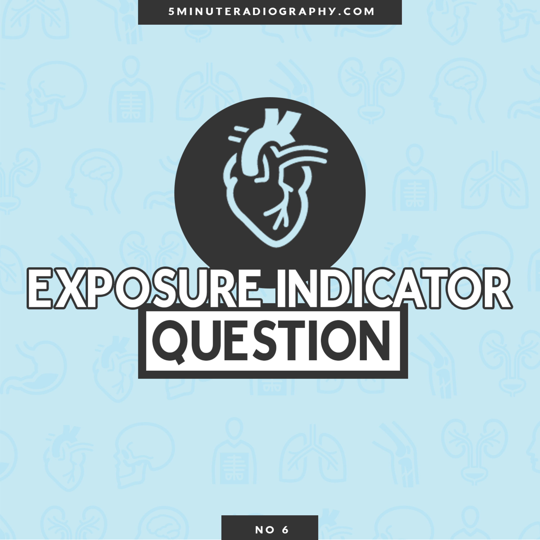 Exposure Indicator Question