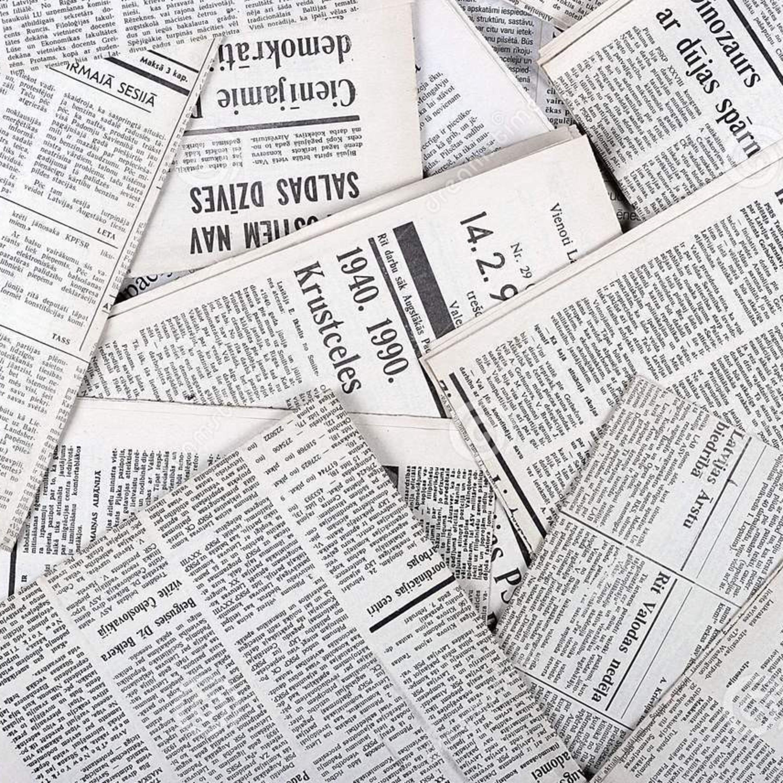 Notícia de Jornal - Fernando Sabino (por Alexandre Moret)
