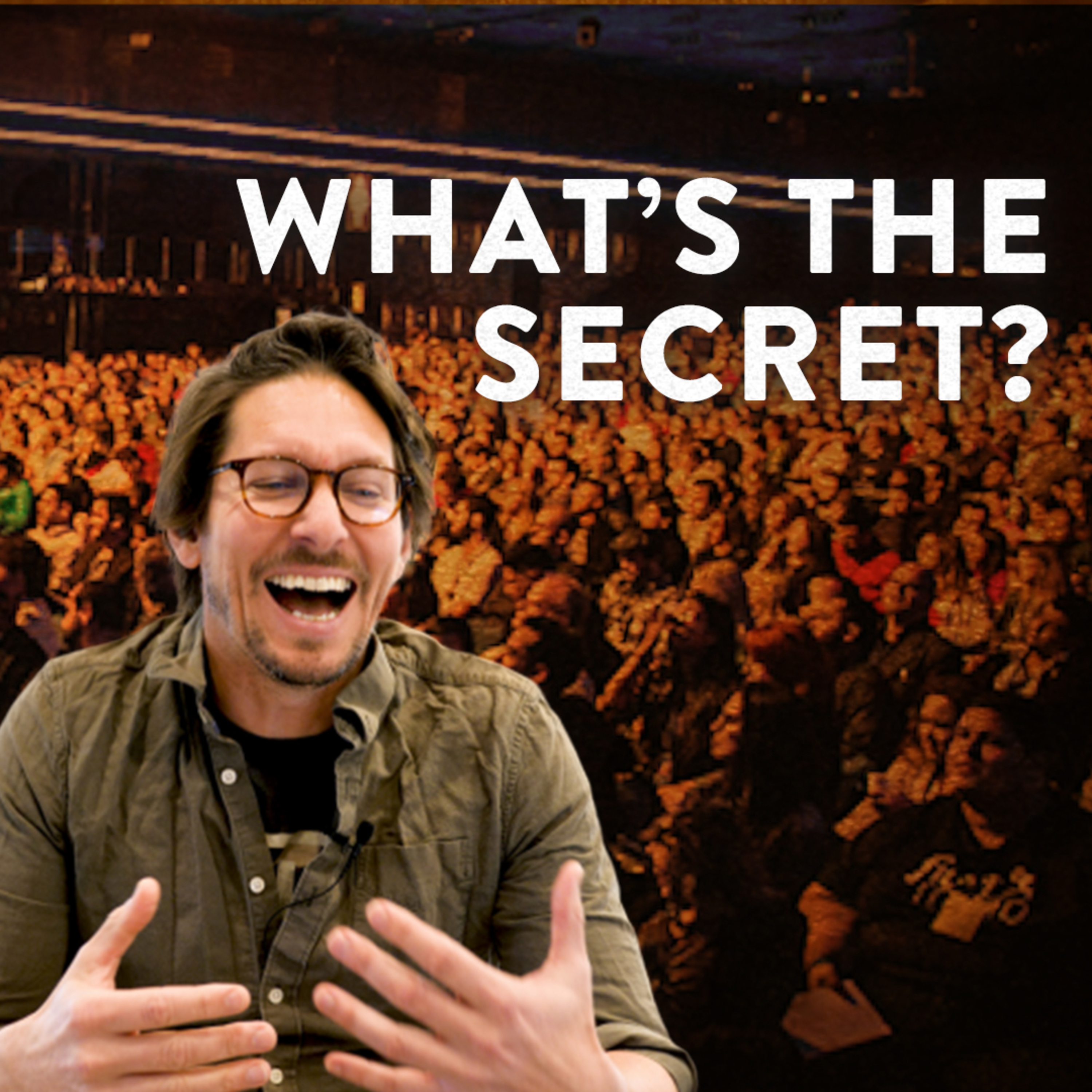 The Secret to Public Speaking (The Good Word)