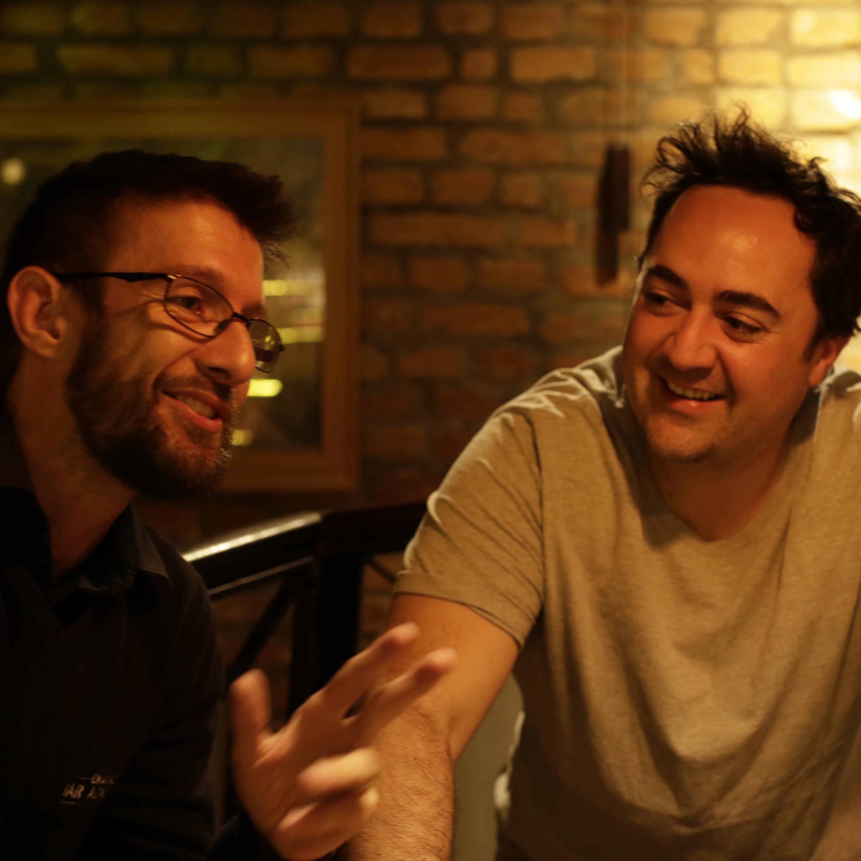 BarTalks #9 - Se Morde! - com André Bueno