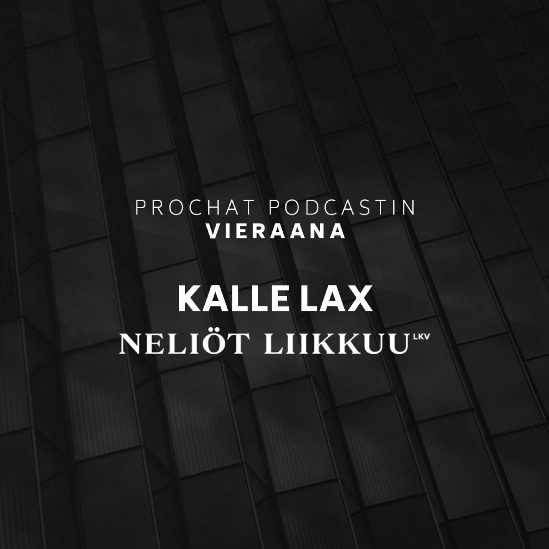 Kalle Lax - Neliöt Liikkuu