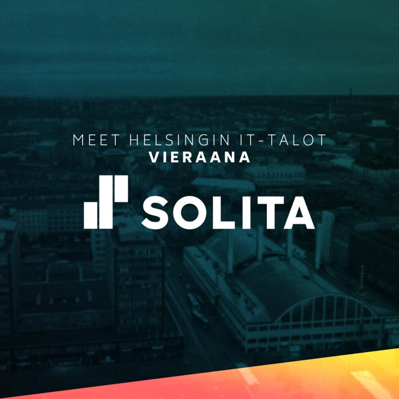 Meet Helsingin IT-talot #9 – Solita