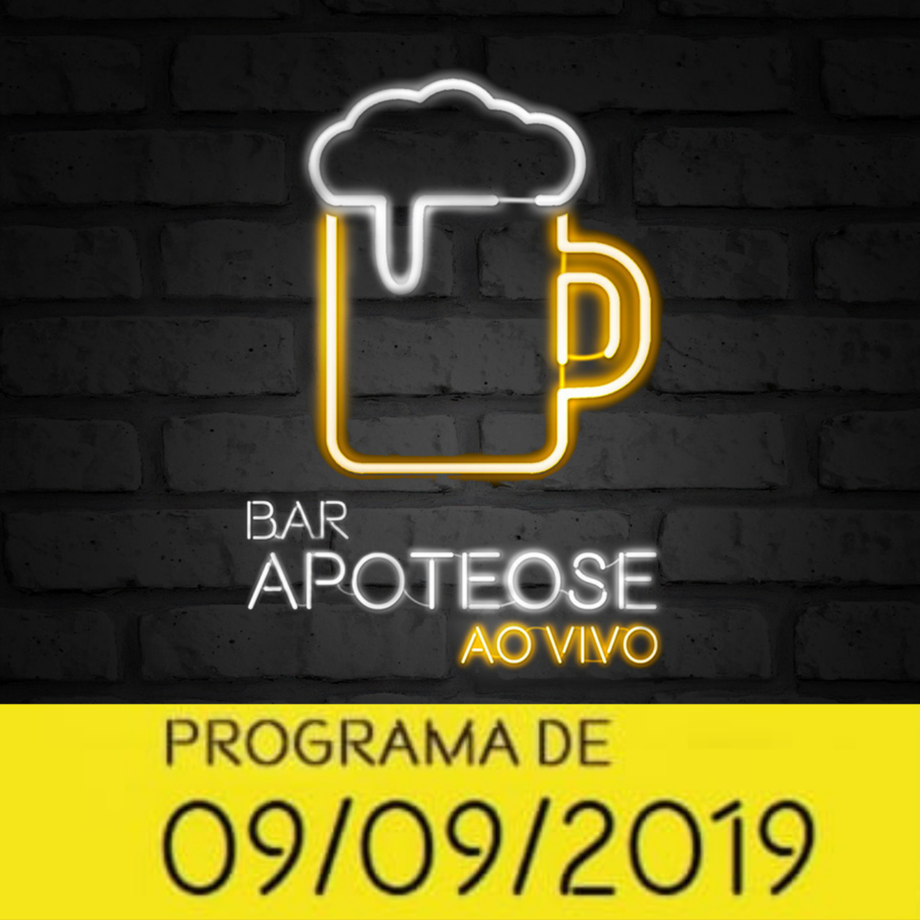 Bar Apoteose Ao Vivo - 09/09/19