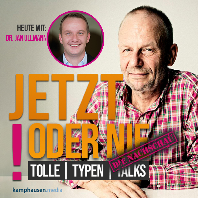 """#16 mit Dr. Jan Ullmann: """"Für mehr Gegenwärtigkeit in der Lehre"""""""