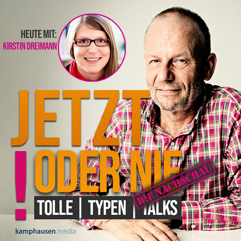 """#19 mit Kirstin Dreimann: """"Trotz To-Do-Listen im Hier und Jetzt?"""""""