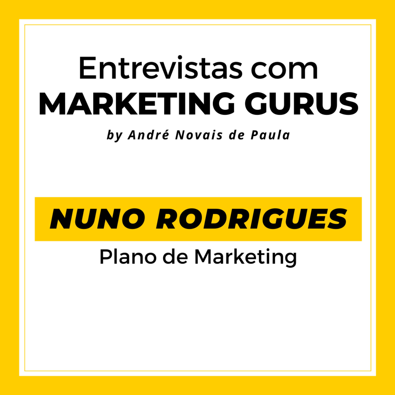 #24 Nuno Rodrigues - Plano de Marketing