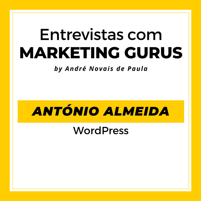#27 António Almeida - WordPress