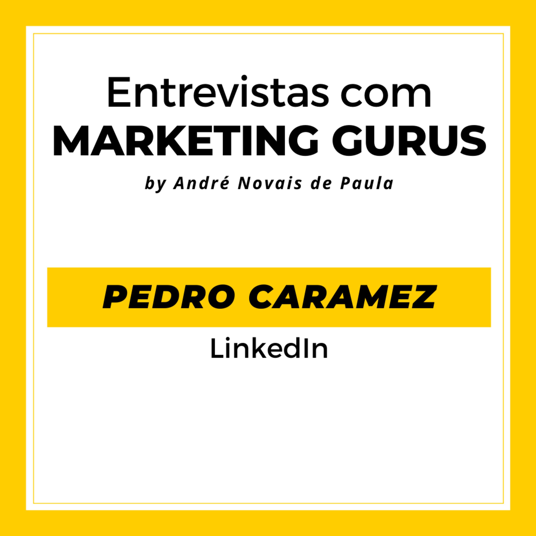 #28 Pedro Caramez - LinkedIn