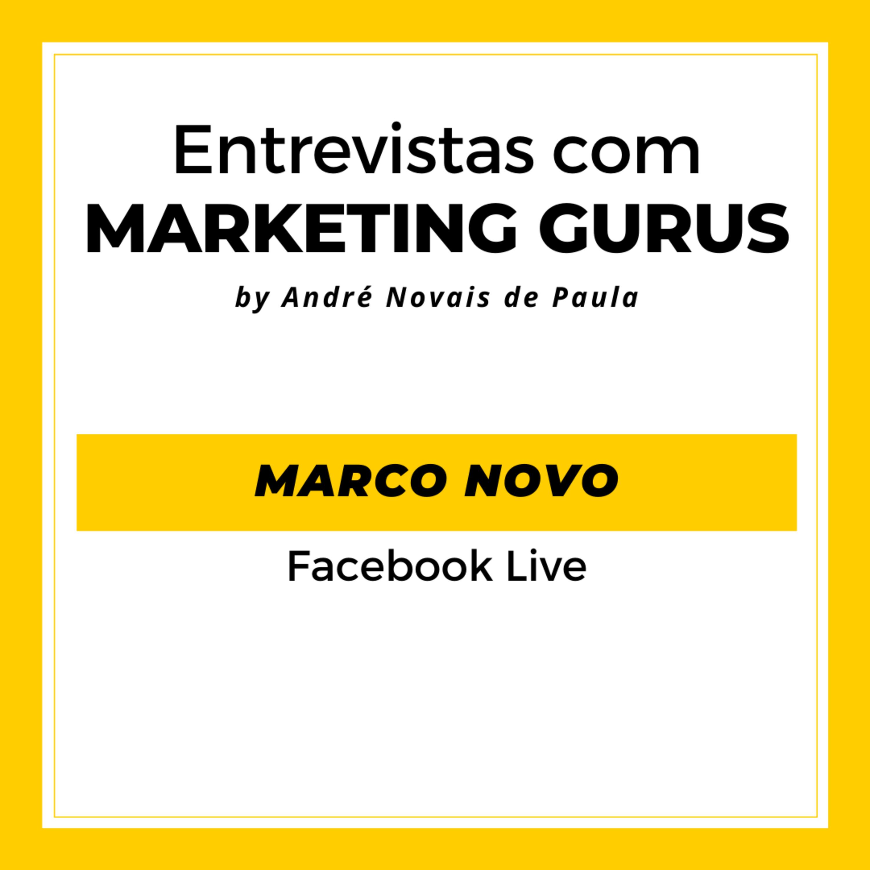 #40 Marco Novo - Facebook Live