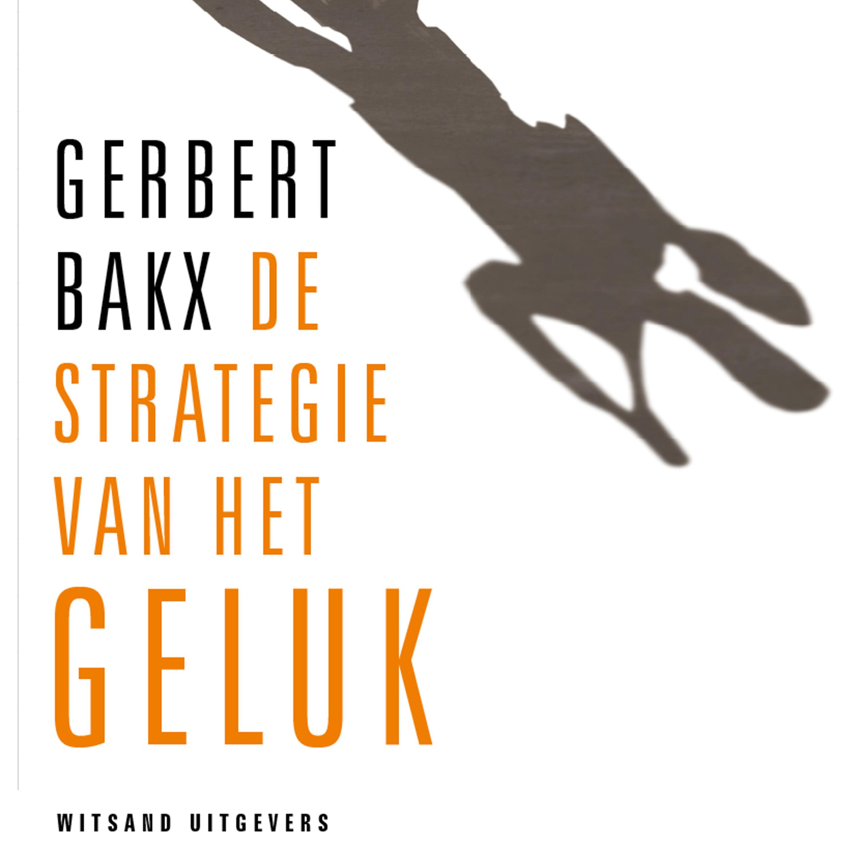 Gesprek met Gerbert over De Strategie van het Geluk op de boekenbeurs