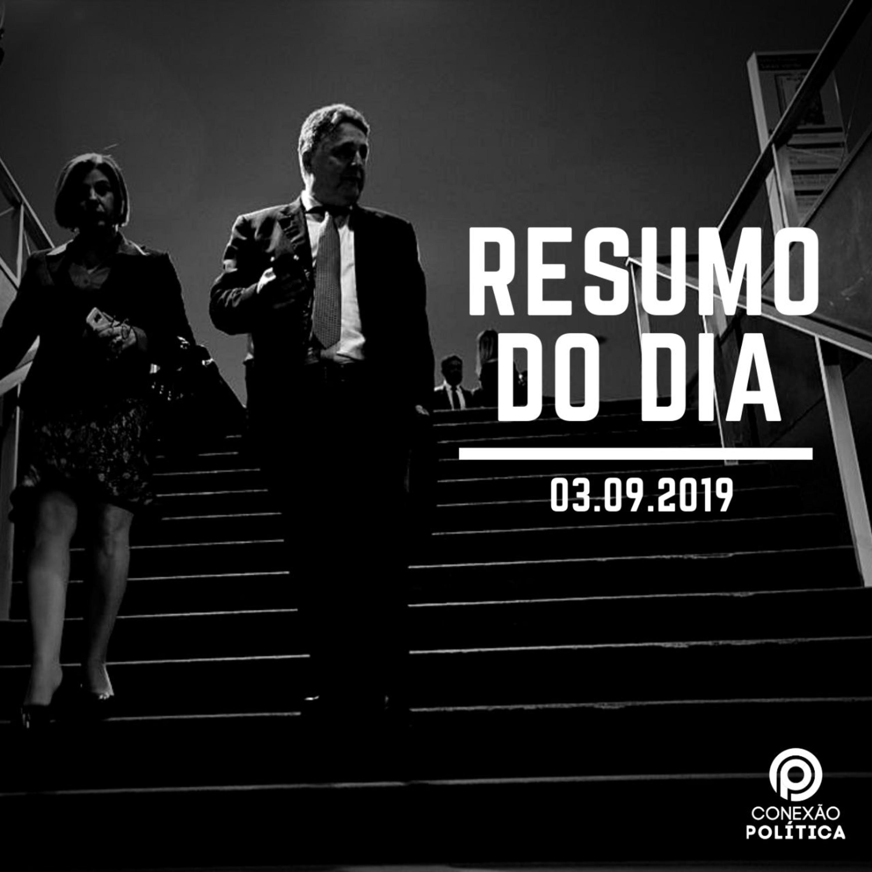 Ouça o Resumo do Dia #2: Ministério Público do Rio prende ex-governadores Garotinho e Rosinha