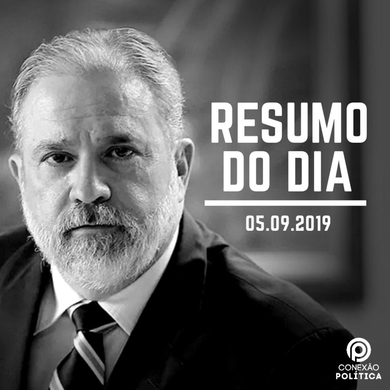 Ouça o Resumo do Dia #4: Jair Bolsonaro nomeia Augusto Aras para a PGR