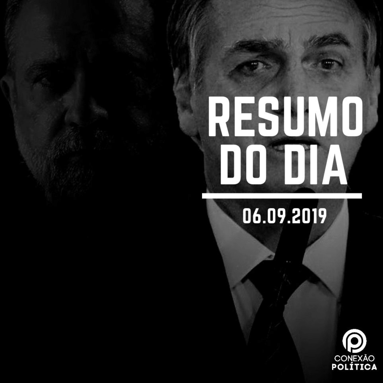 Ouça o Resumo do Dia #5: Justiça autoriza ex-tesoureiro do PT a cumprir prisão domiciliar