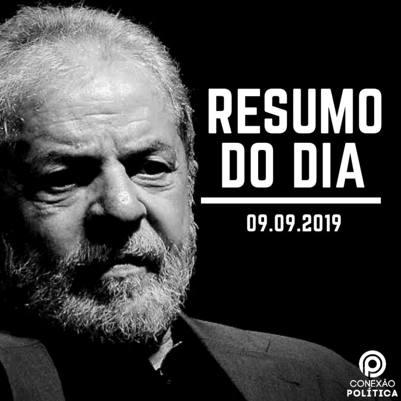 Ouça o Resumo do Dia #6: Lula e seu irmão denunciados pela Operação Lava Jato