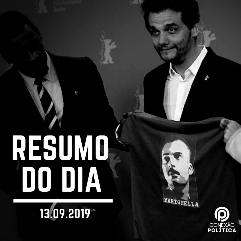 Ouça o Resumo do Dia #10: Governo Bolsonaro corta verbas para filme 'Marighella' e estreia é cancelada