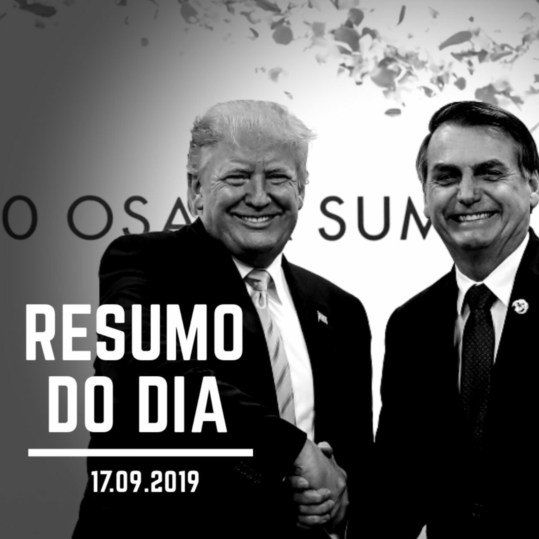 Ouça o Resumo do Dia #12: Governo Bolsonaro zera imposto de importação centenas de produtos