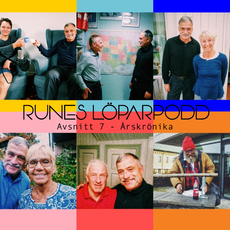 #7 Runes Löparpodd - Årskrönika 2019