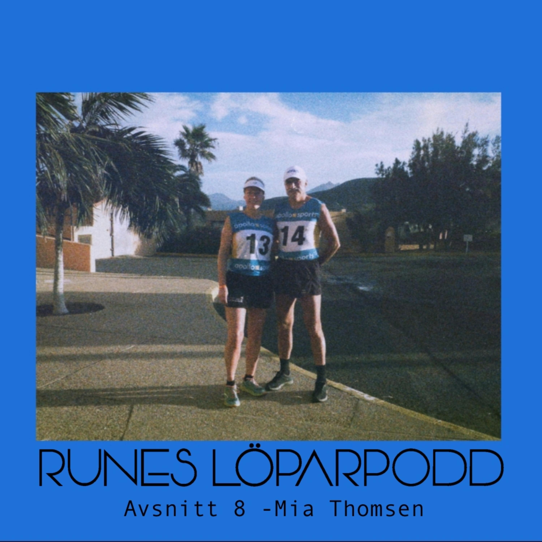#8 540 kilometer, riksmästare i 24-timmarslöpning & ultradistanslöpning med Maratonmia