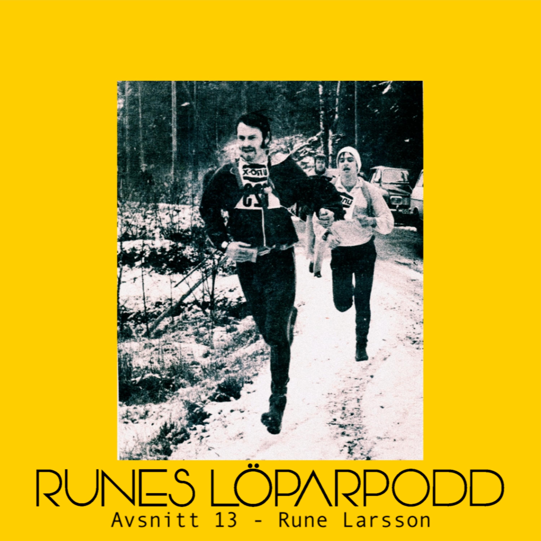 #13 Skrönor, Funderingar, Nokiastövlar & Wolfgangbananer med Rune Larsson