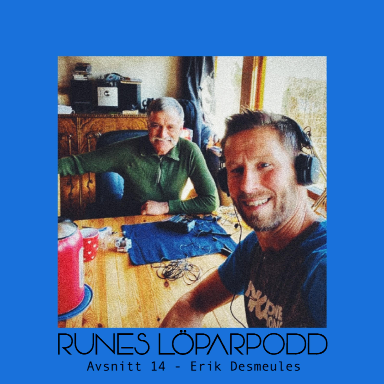 #14 Löparskor, Hoka One One & Löpning med Erik Desmules
